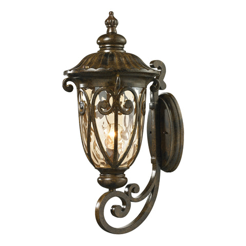 45072/1 Logansport Collection 1 Light Outdoor Sconce