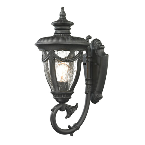 45075/1 Anise Collection 1 Light Outdoor Sconce