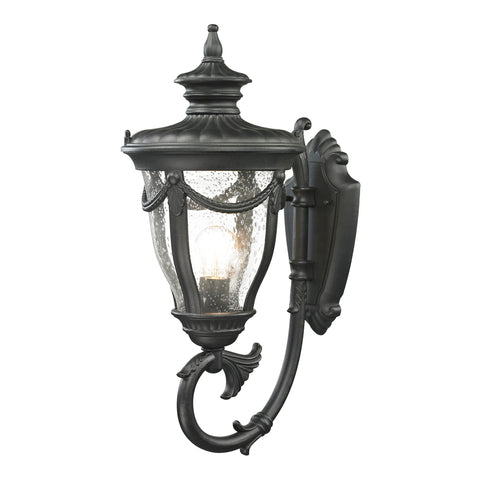 45076/1 Anise Collection 1 Light Outdoor Sconce