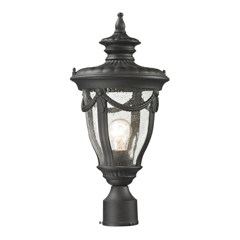 45079/1 Anise Collection 1 Light Outdoor Post Light