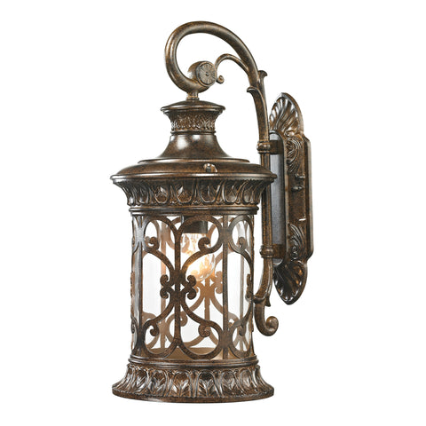 45081/1 Orlean Collection 1 Light Outdoor Sconce