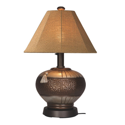 Patio Living Concepts 45916 Phoenix Bronze Outdoor Table Lamp