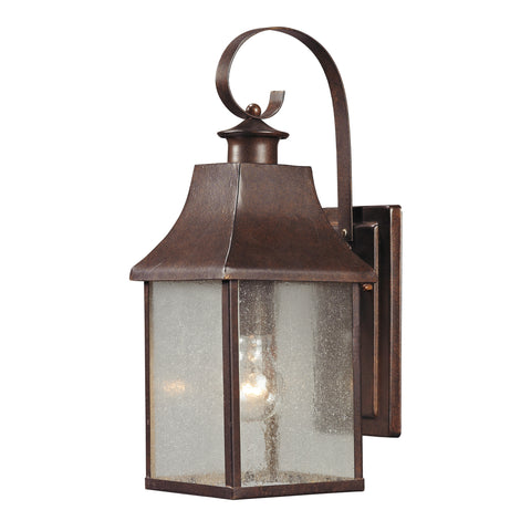 47001/1 Town Square Outdoor Wall Light