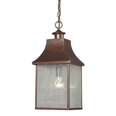 47003/1 Town Square Outdoor Pendant