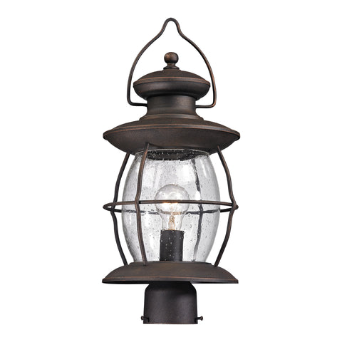 47041/1 Village Lantern Collection 1 Light Outdoor Post Light