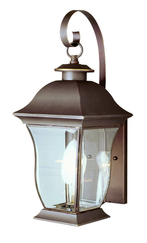 "4970 WB 18"" high Outdoor Wall Coach Light"