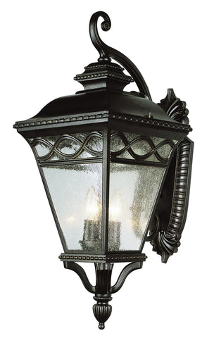 "50512 BRB Braided 28"" Coach Lantern"