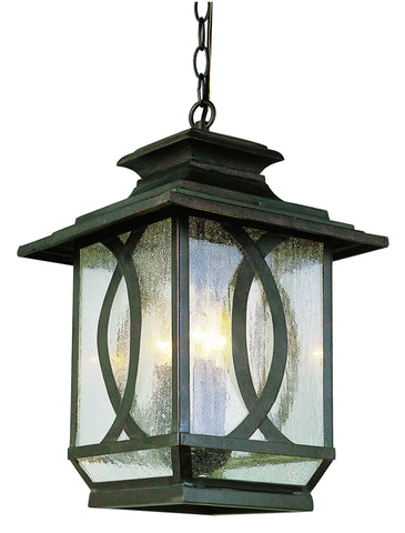 "5196 BRT Mission Ranch 18"" Hanging Light"