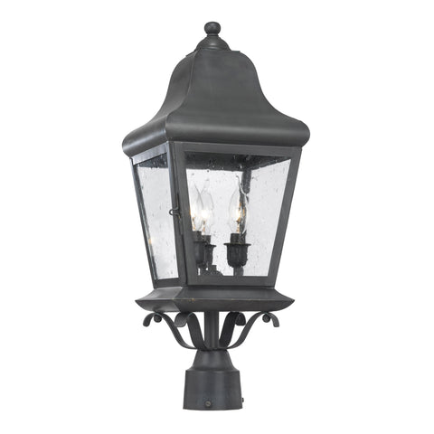 Artistic 5313-C Outdoor Post Lantern Belmont