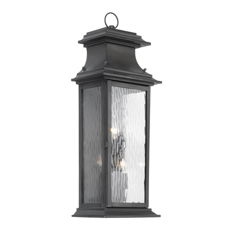 Artistic 5727-C Provincial Outdoor Wall Lantern