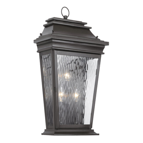 Artistic 5729-C Outdoor Wall Lantern Provincial