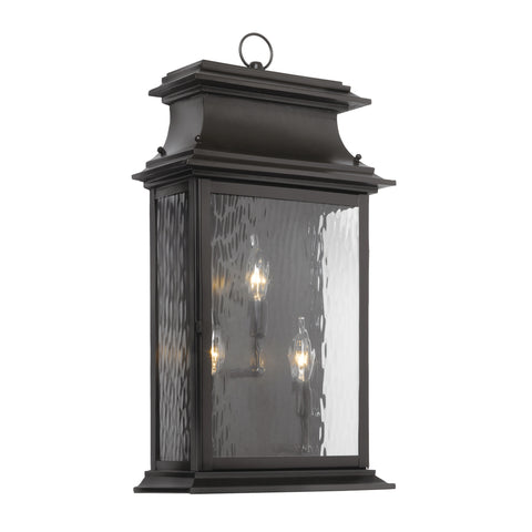 Artistic 5730-C Outdoor Wall Lantern Provincial
