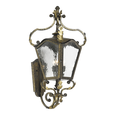 Artistic 5781-CB Outdoor Wall Lantern French Quarter