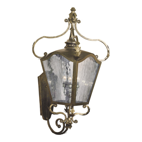 Artistic 5782-CB Outdoor Wall Lantern French Quarter