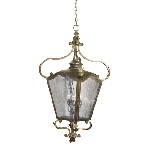 Artistic 5784-CB Outdoor Hanging Lantern French Quarter