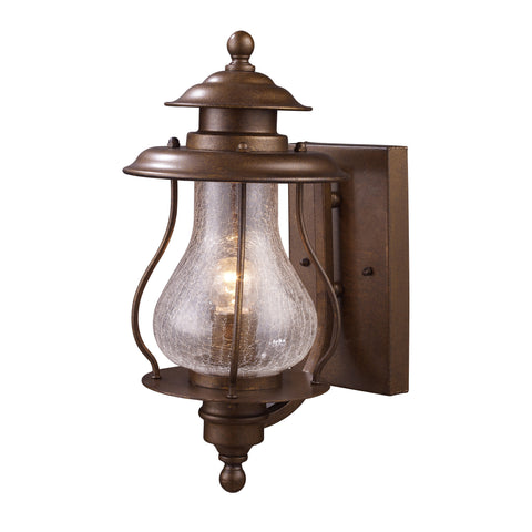 Landmark 62005-1 Wikshire Outdoor Wall Light