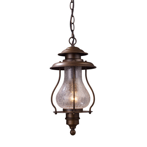 Landmark 62006-1 Wilkshire Outdoor Pendant