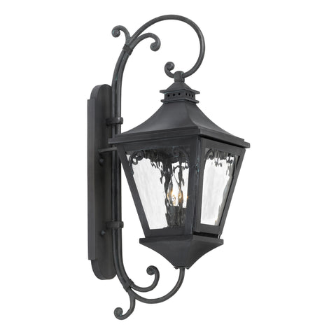 Artistic 6711-C Outdoor Wall Lantern Manor