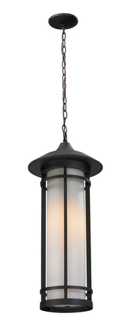 530CHB-ORB Woodland Outdoor Chain Light