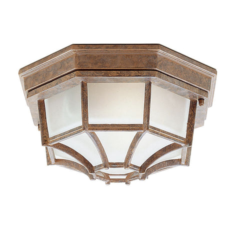 Outdoor Basics Ceiling Light Weathered Brick