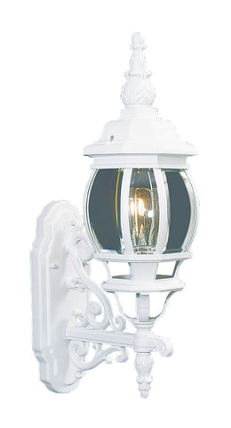 Frontenac Wall Light White