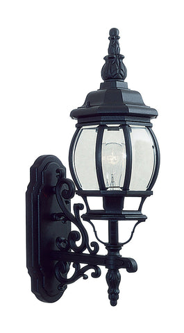 Frontenac Wall Light Black
