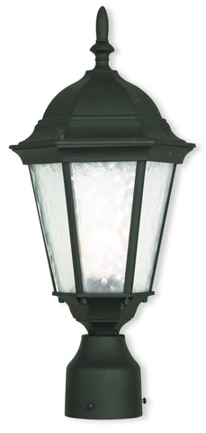 Livex Lighting 75464-14 Hamilton Outdoor Post-Top Lantern