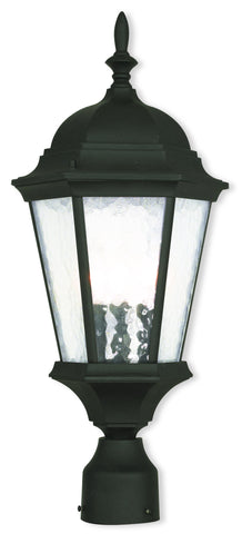 Livex Lighting 75468-14 Hamilton Outdoor Post-Top Lantern