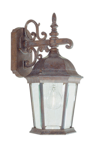 Hamilton Wall Light Weathered Brick