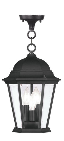 Hamilton Outdoor Pendant Black