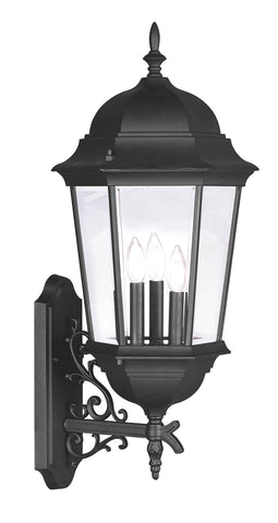 Hamilton Wall Light Black