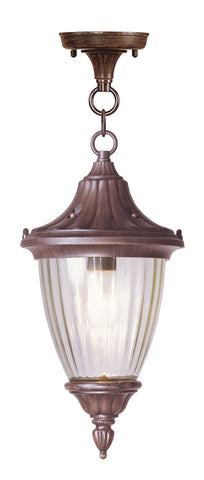 Townsend Outdoor Pendant Imperial Bronze