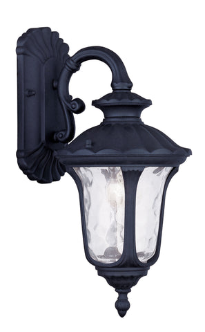 Oxford Wall Light Black