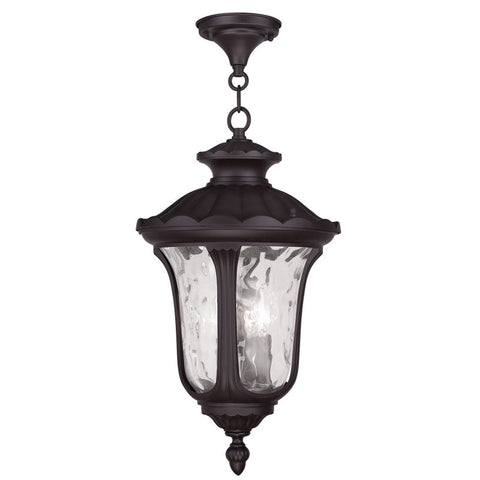 Oxford Outdoor Pendant Bronze