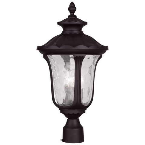 Oxford Post Mount Bronze
