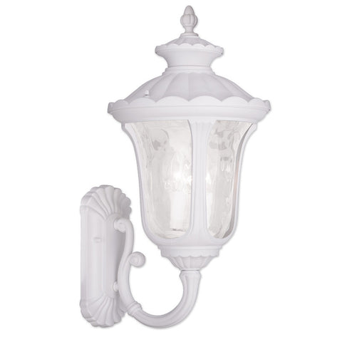 Oxford Wall Light White