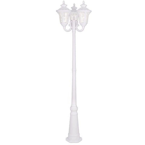 Oxford Post Light White