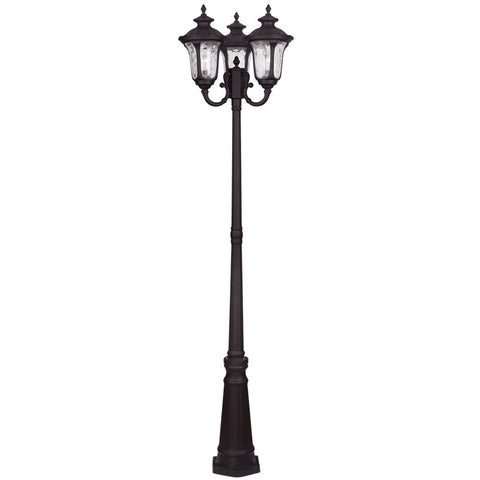 Oxford Post Light Bronze