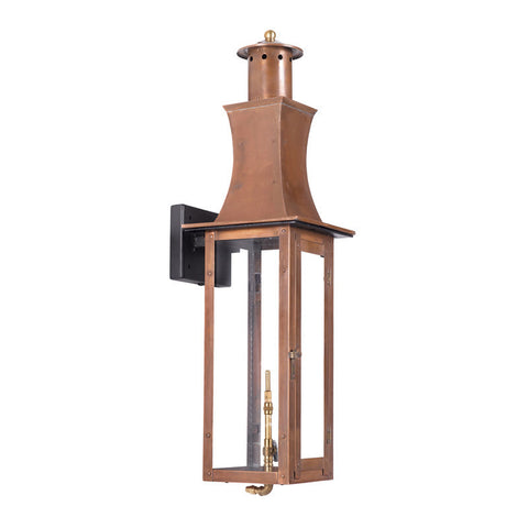 Artistic 7909-WP Outdoor Gas Wall Lantern Maryville