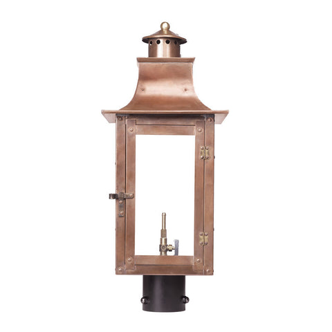 7914-WP Outdoor Gas Post Lantern Maryville Collection
