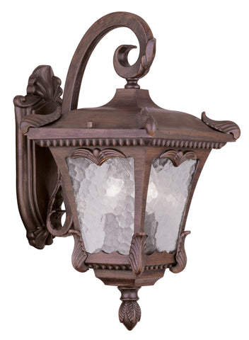 Millstone Wall Light Imperial Bronze