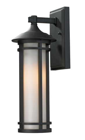 529S-BK Woodland Outdoor Wall Light