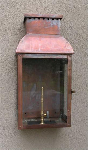 "GL31 Flambeau Model Gaslight 20"" x 9 1/4"""
