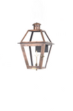 The CopperSmith GT15 Georgetown Gas and Electric Lantern