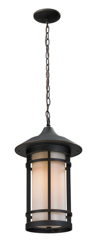 528CHB-ORB Woodland Outdoor Chain Light