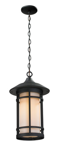 527CHB-BK Woodland Outdoor Chain Light