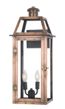 The CopperSmith OA20 Oakley Gas or Electric Lantern