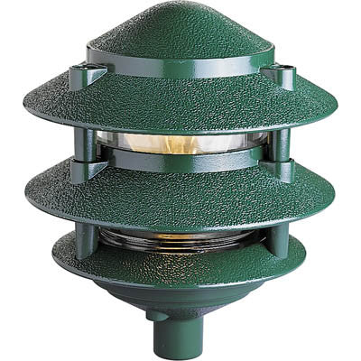 P5204-38 Pagoda 1-Lt. Landscape Light