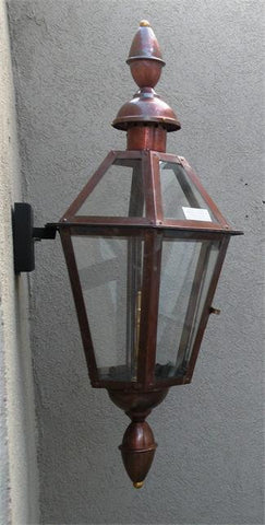 "Rue Barrett Model Gaslight GL23CTCB w/ Wall Mount 37"" x 16"""