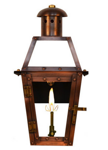 The coppersmith gt15 georgetown gas or electric lantern outdoor the coppersmith gt15 georgetown gas or electric lantern mozeypictures Image collections